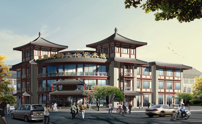 龙韵文化艺术城