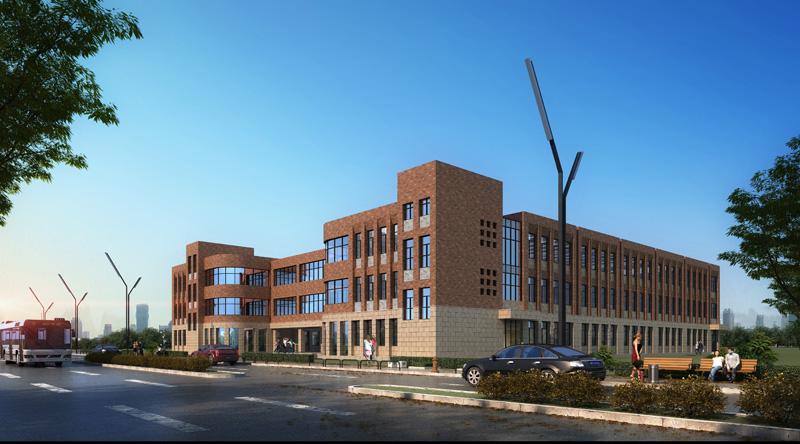 冶源教育园区教学楼