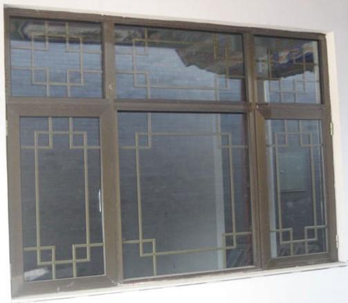 仿古铝合金门窗