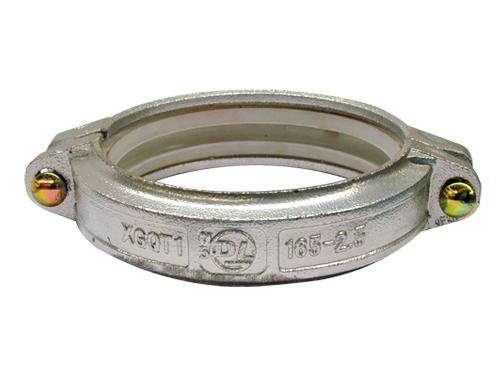 银灰件-刚性卡箍165