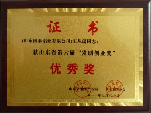 Excellence Award