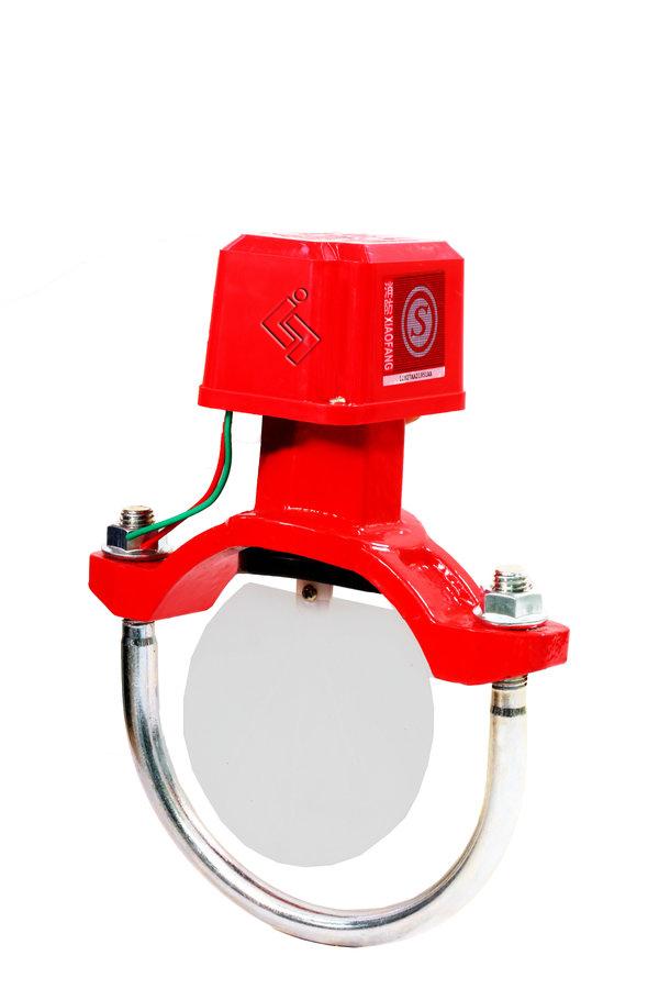 马鞍式水流指示器