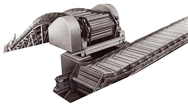 JYB型鱗板輸送機
