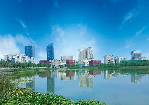 天津武清信息产业园