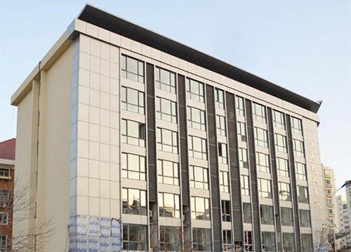 南开工商局办公大楼