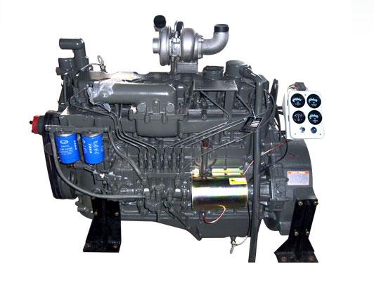 JM6113ZLD发电用柴油机