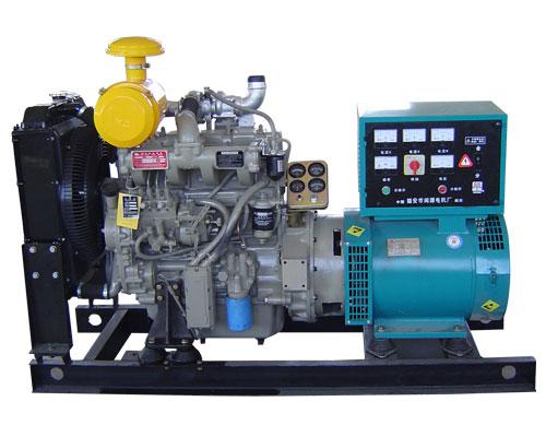100KV发电机组