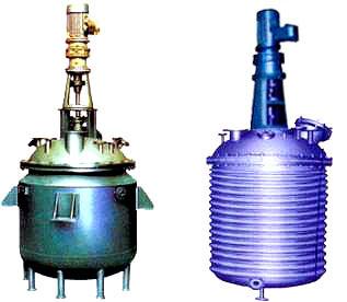 (電、蒸汽、導熱油加熱)不銹鋼反應鍋