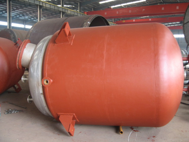 不锈钢(夹套碳钢)反应釜