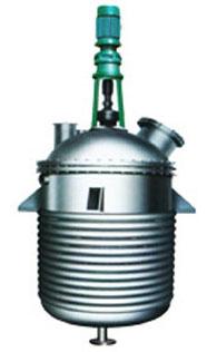 外盤管反應鍋