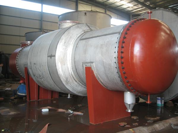钛管加热器
