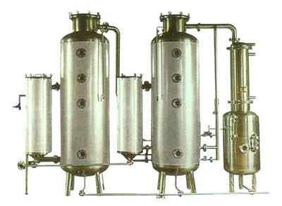 雙效蒸發器