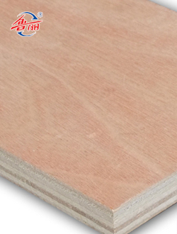 E0 grade full poplar veneer thick leather multilayer board