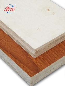 Thick core multilayer board