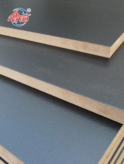 impregnated paper melamine plywood