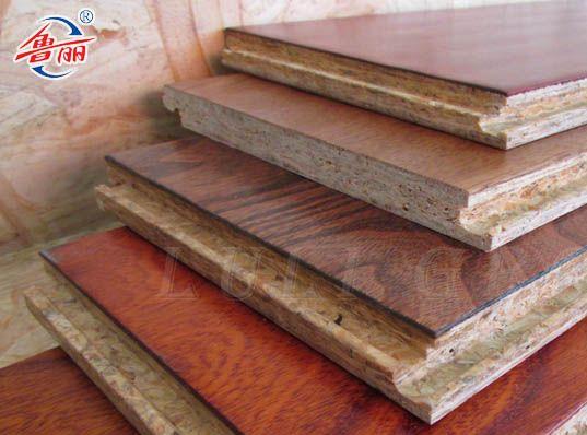 新型无醛复合板—地板专用基材