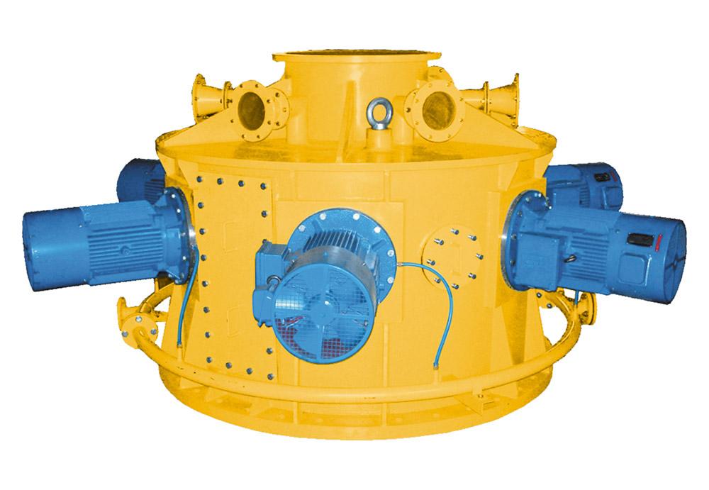 HFW系列气流分级机