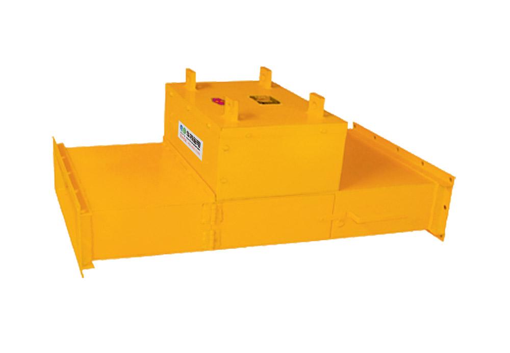 RCYA系列管道式永磁除鐵器