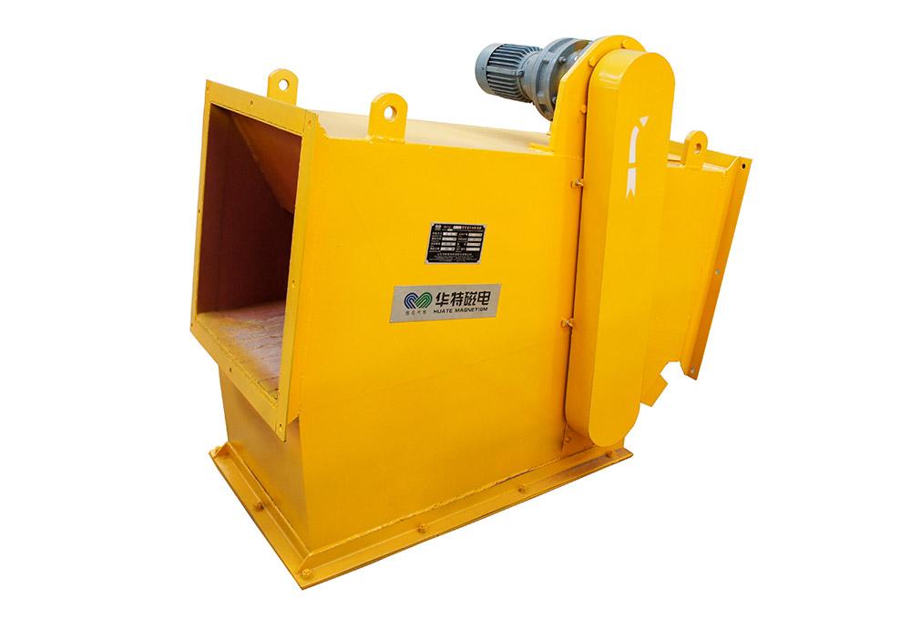 RCGZ型管道式自卸除鐵器