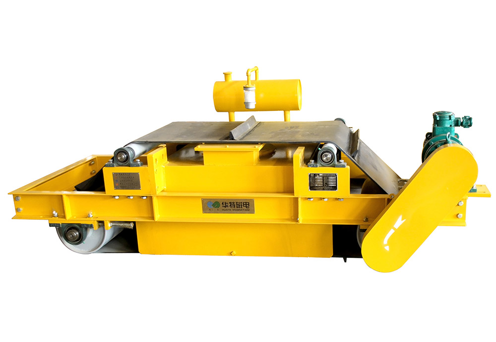 RCDF系列油冷自卸式電磁除鐵器