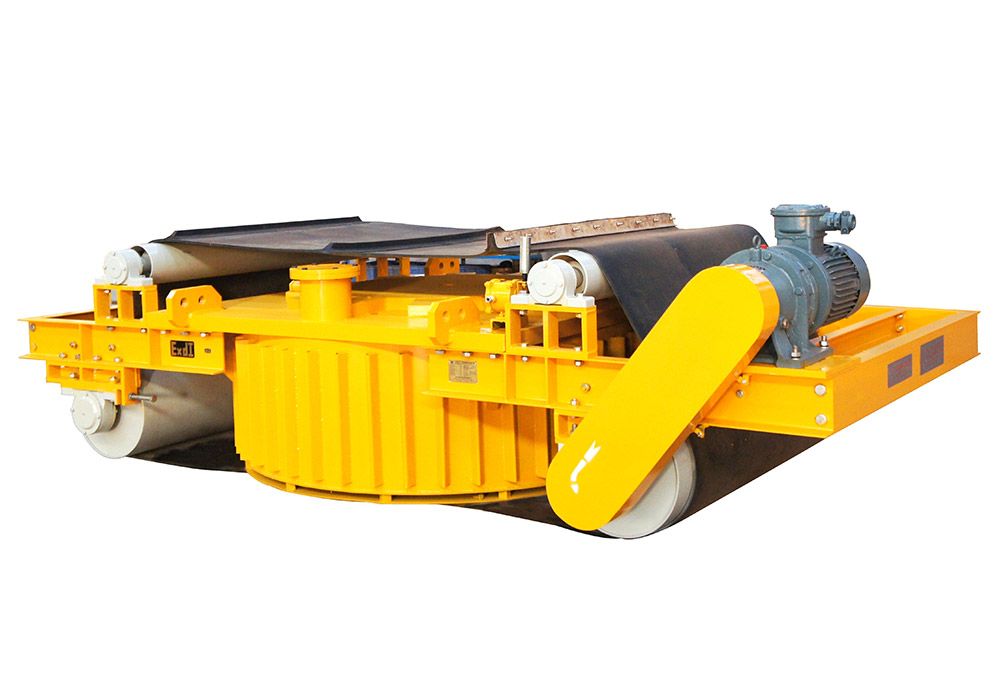 RCBDD 系列礦用隔爆型電磁除鐵器
