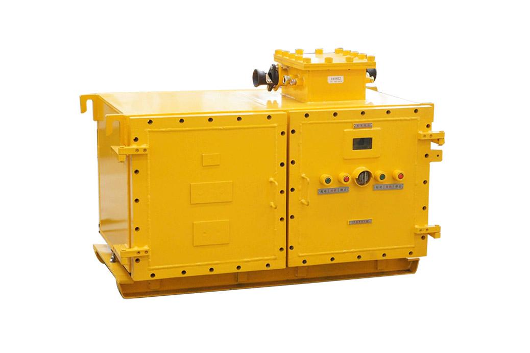 矿用隔爆型永磁除铁器配套控制箱