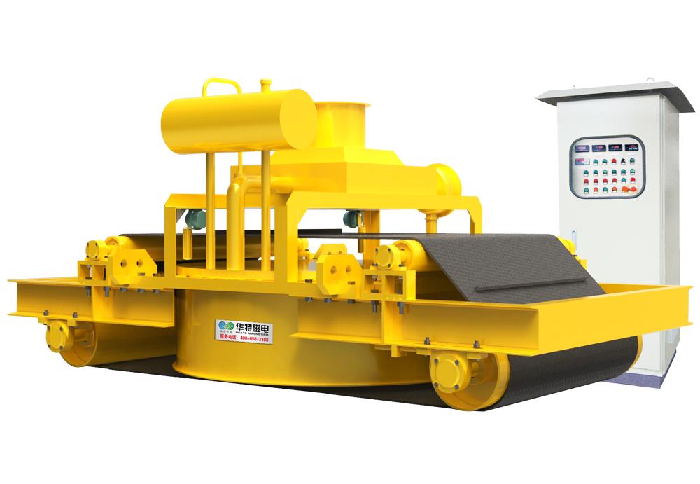 RCDFJ-□T系列强迫油循环自卸式电磁除铁器