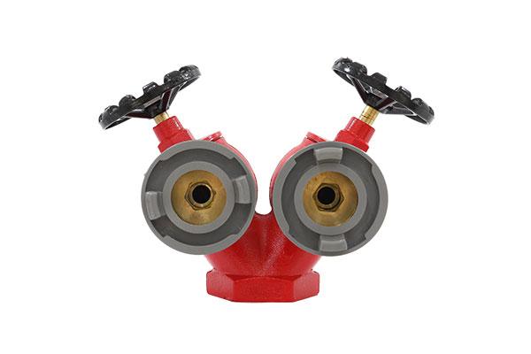 双阀双出口型室内消火栓
