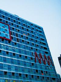 北京-中興公寓樓群