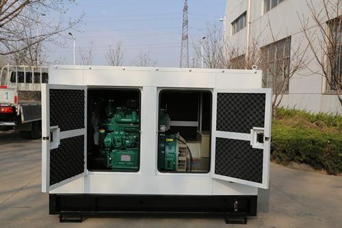 30KW静音发电机组