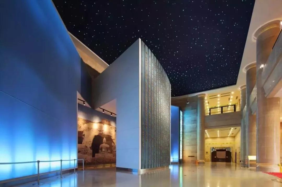 大同规划展览馆照明项目