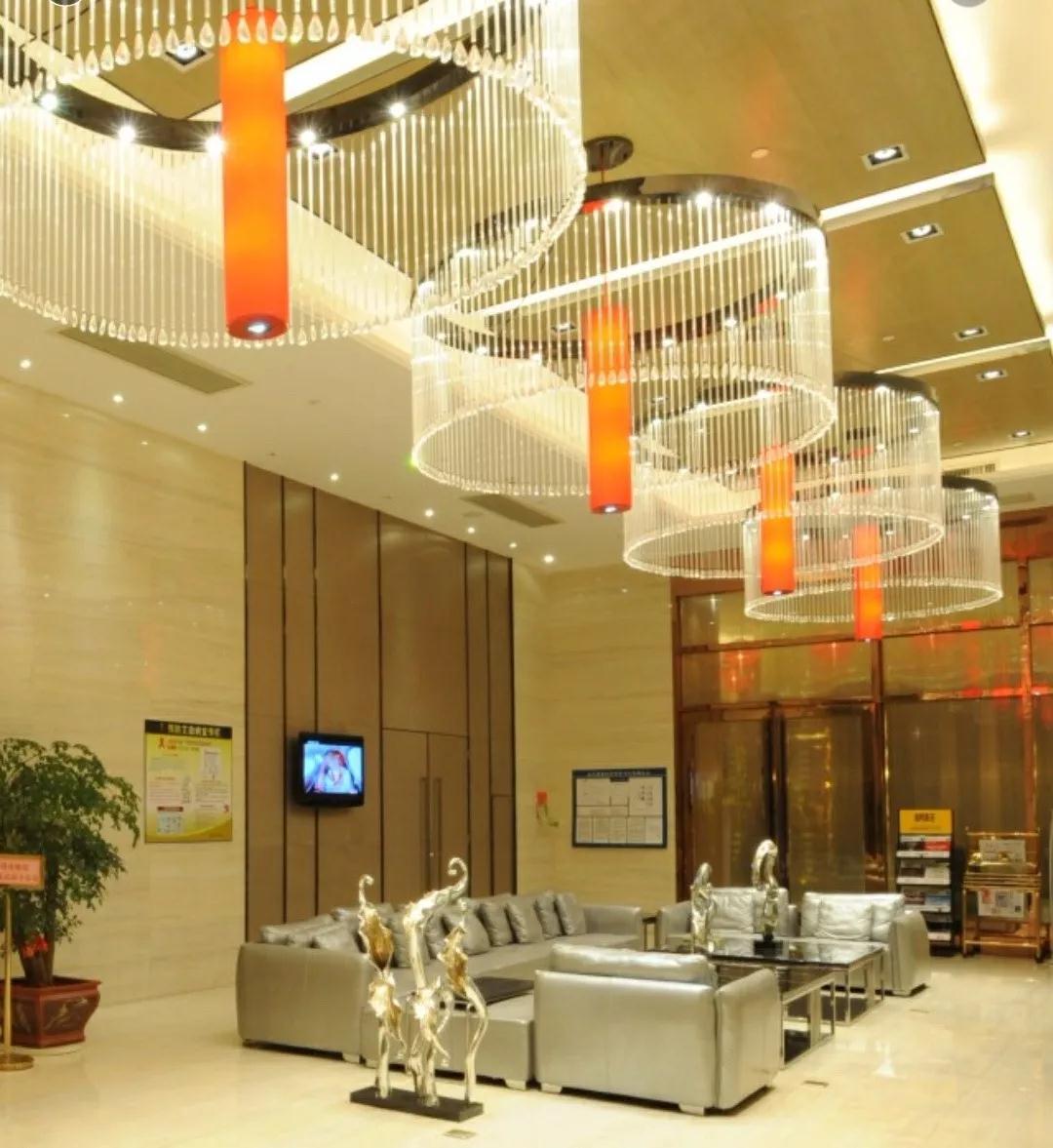 南宁金钻国际酒店照明案例