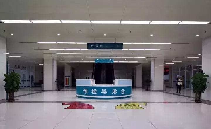吴忠市第一人民医院照明项目