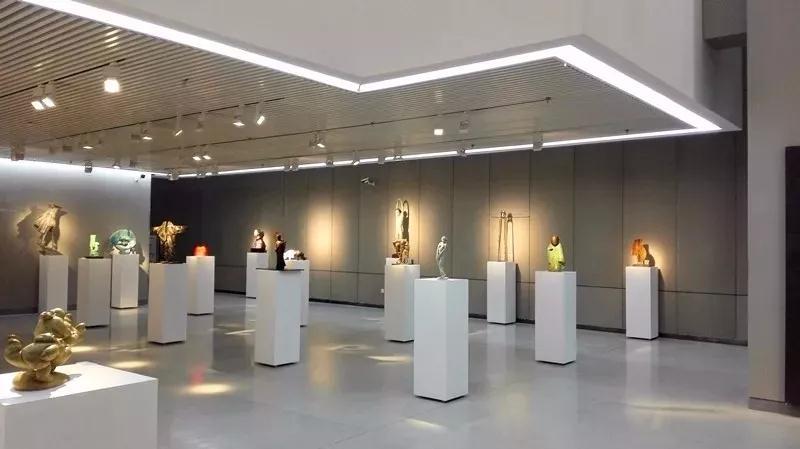 长春雕塑博物馆照明工程