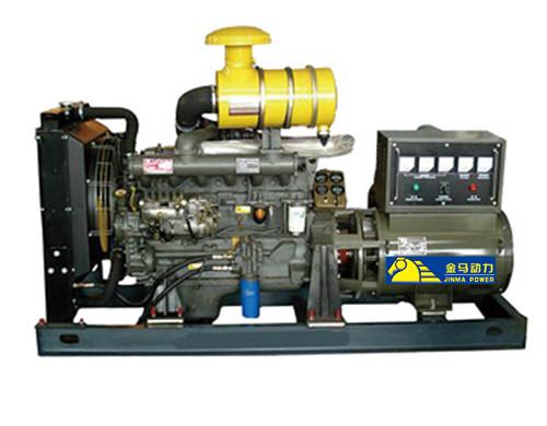 75KW潍柴系列柴油发电机组