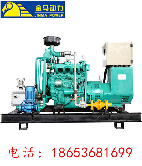 20KW燃气发电机组