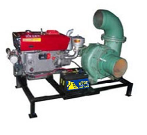 小型水泵机组