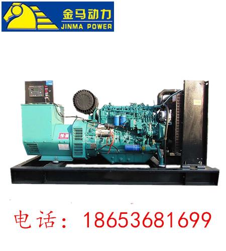 250KW潍柴柴油发电机组
