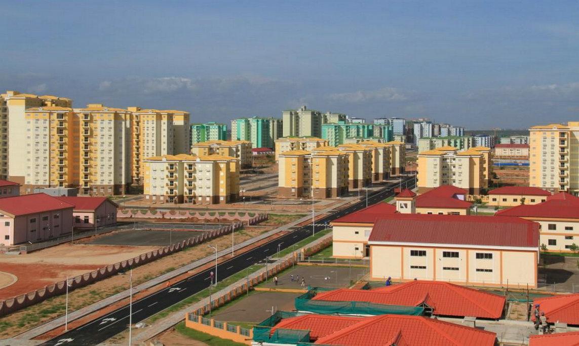 安哥拉社会福利住房项目