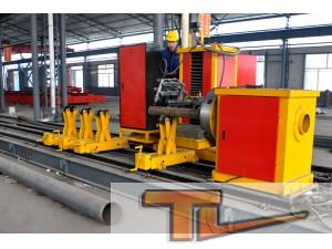 Numerical control intersecting line equipment