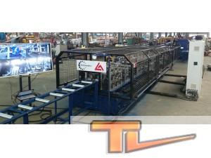 Light steel keel roller mill