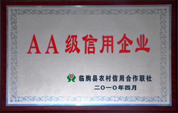 AA credit enterprise