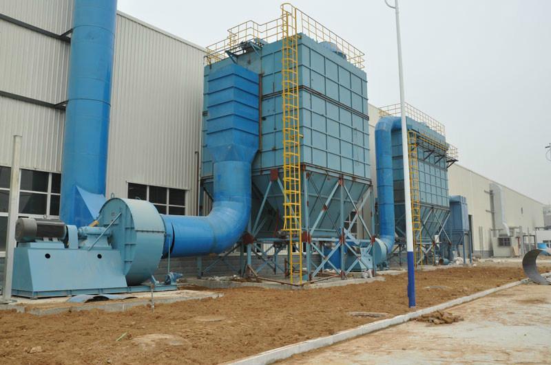 机械加工行业专用袋式除尘器