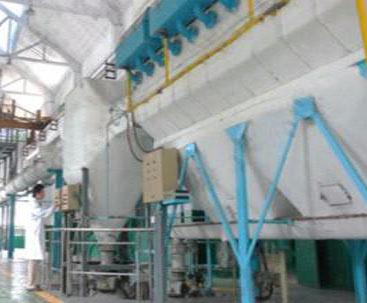 烟气脱硫试验装置