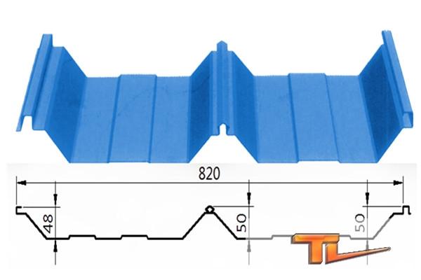 压型彩钢板 -820 型