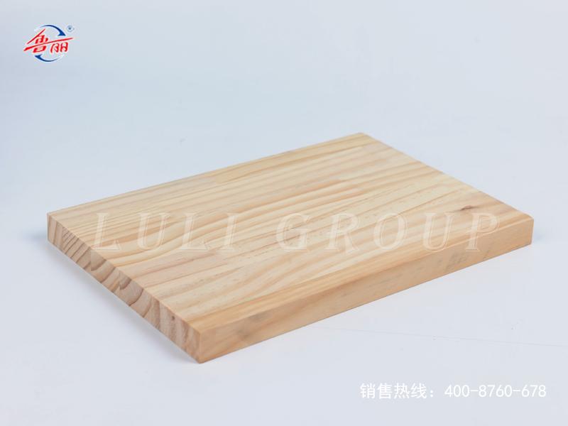 辐射松直拼板