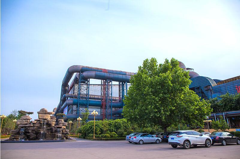 Metallurgical Plant Area