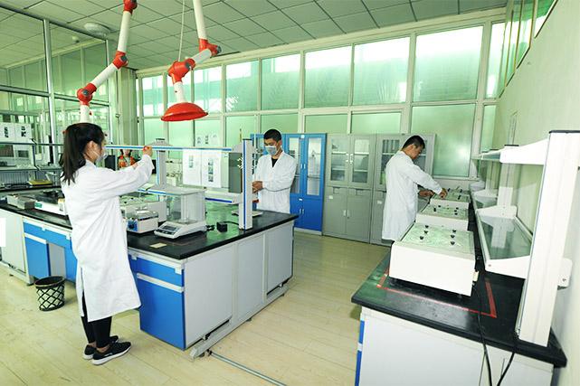 鲁丽木业实验室