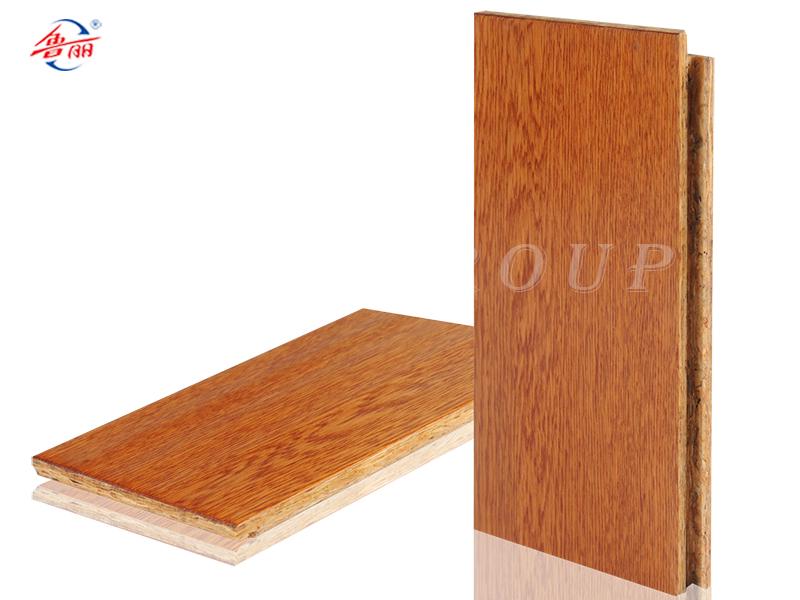 OSB新型强化地板--橡木本色