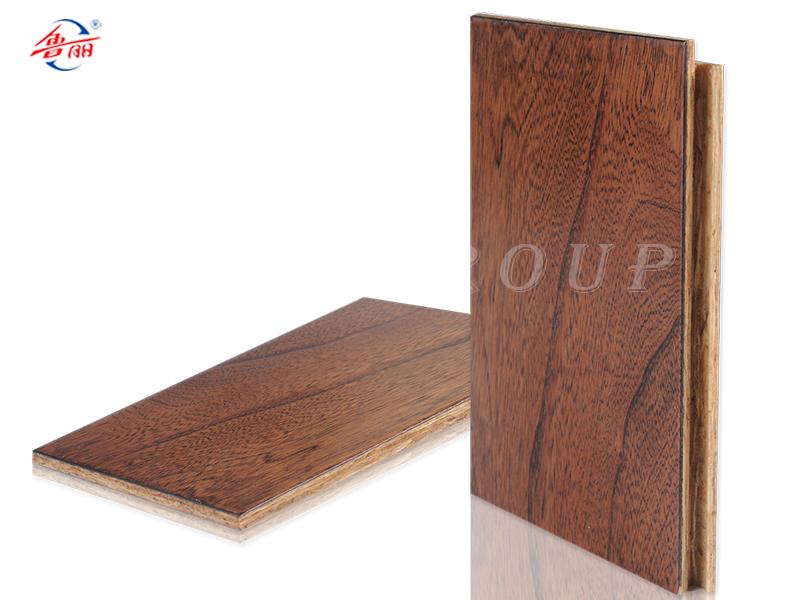 OSB新型强化地板--格调艺术 榆木布拉曼特